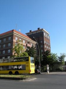 Busbetriebshof Müllerstraße