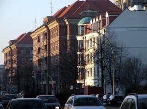 Bus-Betriebshof Müllerstraße