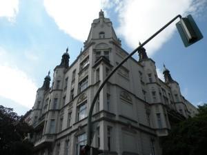 Prachtvolles Boulevardhaus an der Seestraße