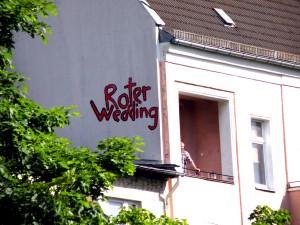 Graffiti in der Nazarethkirchstr,