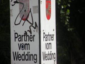 Partnerstädte des Wedding
