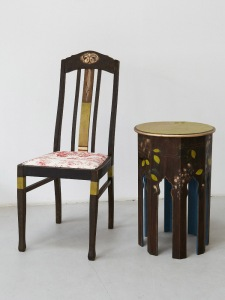 Alte Möbel, neu interpretiert (Quelle: Mabellevie)