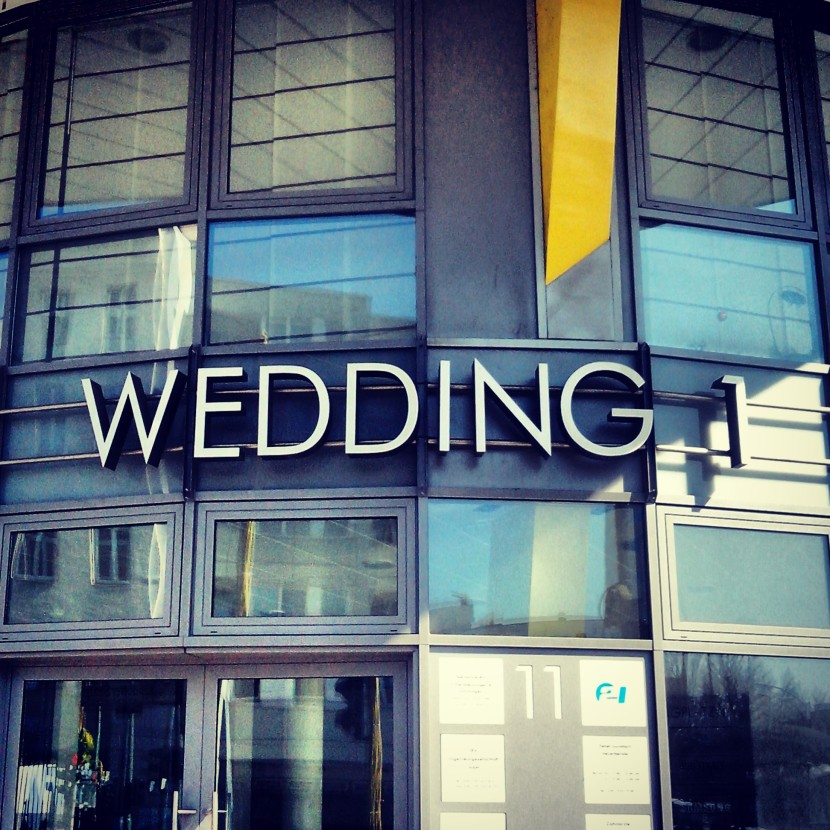 Weddingplatz 1