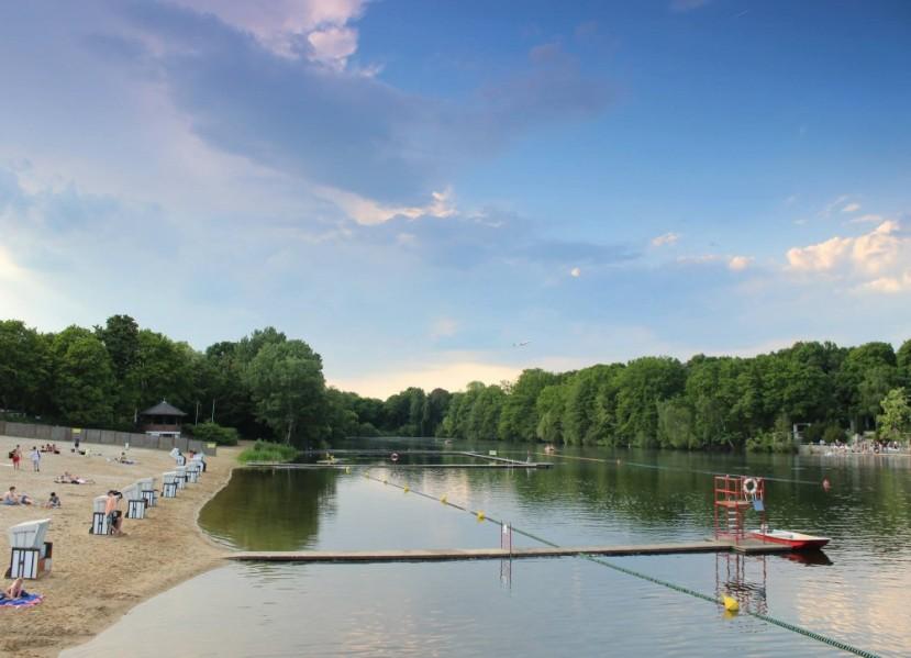 Der Strand am Plötzensee (Quelle: http://schoenes.berlin)