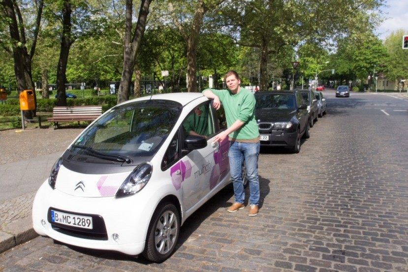 Multicity carsharing Andaras Hahn