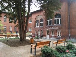 Paul Gerhardt Stift Klosterhof Stadtteilzentrum