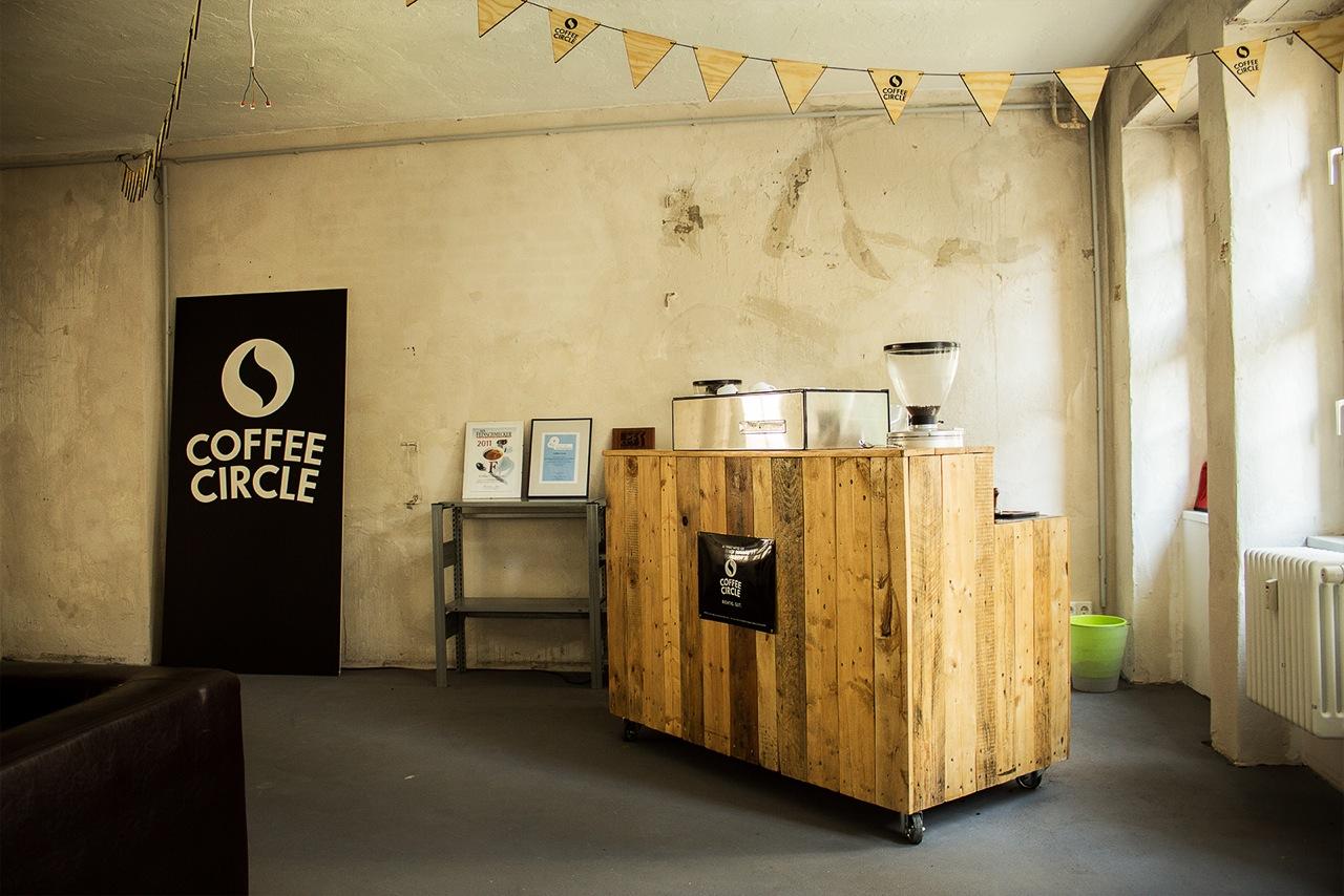 coffee circle thiopische kaffeebohnen aus dem wedding weddingweiser. Black Bedroom Furniture Sets. Home Design Ideas