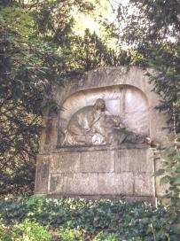 Kriegerdenkmal von Emil Cauer dem Jüngeren