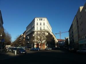 Prinz-Eugen-Straße Adolfstraße Plantagenstraße