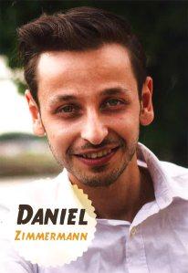 Daniel Zimmermann spielt viele skurrile Typen im Prime time Theater Wedding