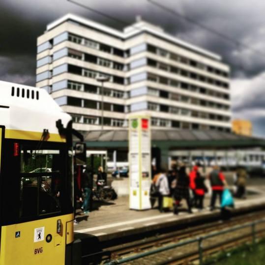 Ersatzverkehr ab 19. März