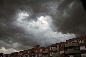 Wie entwickelt sich das Klima im Brunnenviertel?